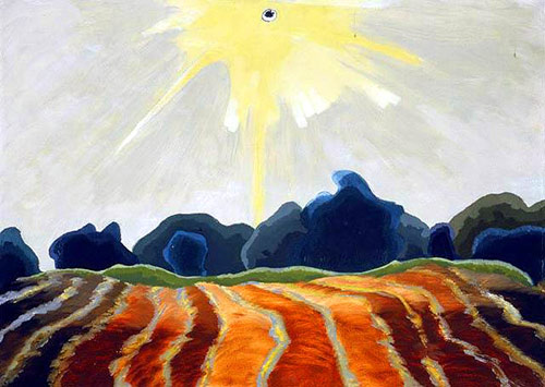 Morning Sun (Arthur Dove, 1935)